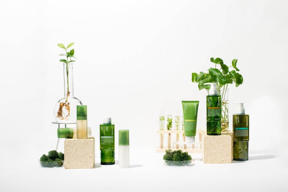 依膚質檢測認識自己的膚質,配合綠藤純淨保養產品,給予肌膚需要的照護