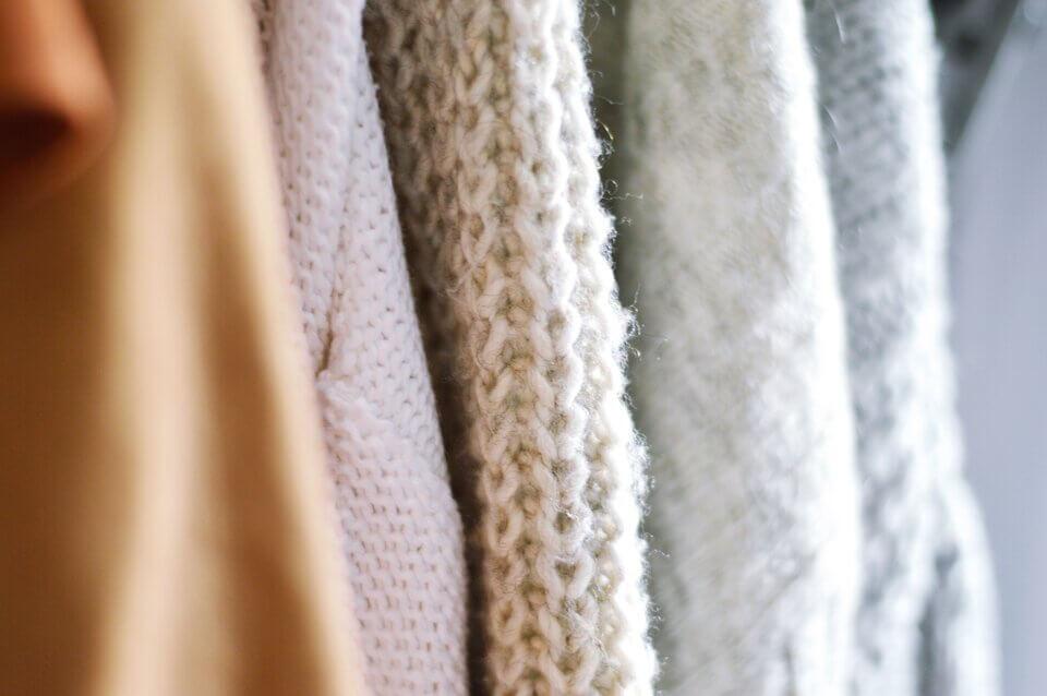 習慣穿尼龍、羊毛織物容易引起冬季癢